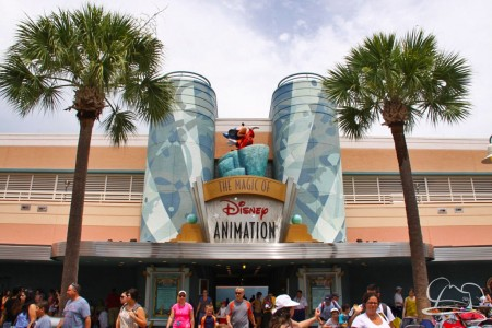 The Magic of Disney Animation Closes Doors at Disney's Hollywood Studios