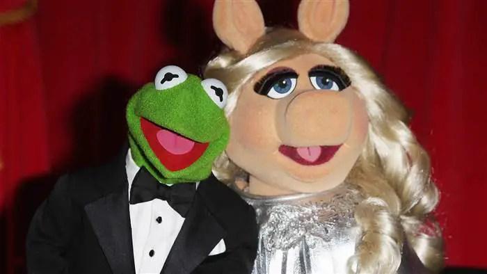 Kermit Miss Piggy