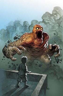 Karnak_1_Powell_Kirby_Monster_Variants