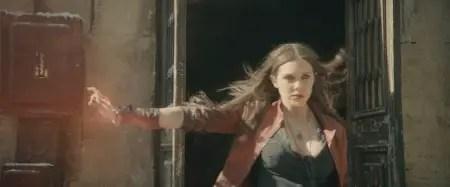 Marvel's Avengers: Age Of Ultron Scarlet Witch/Wanda Maximoff (Elizabeth Olsen) Ph: Film Frame ©Marvel 2015