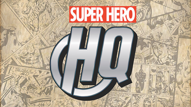 Super Hero HQ