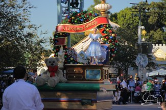 Christmas at Disneyland - November 8, 2015-10