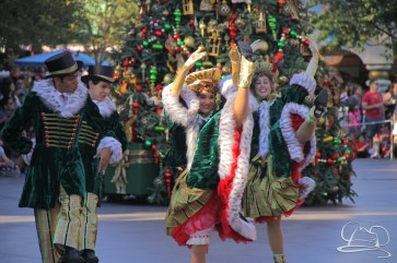 Christmas at Disneyland - November 8, 2015-100