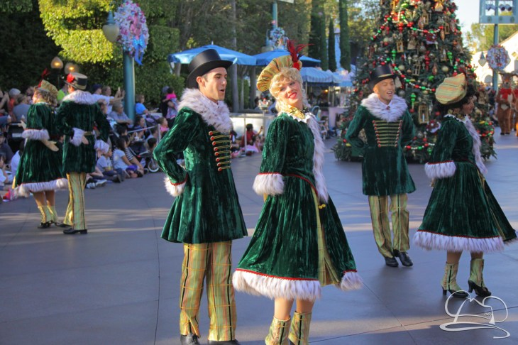 Christmas at Disneyland - November 8, 2015-105