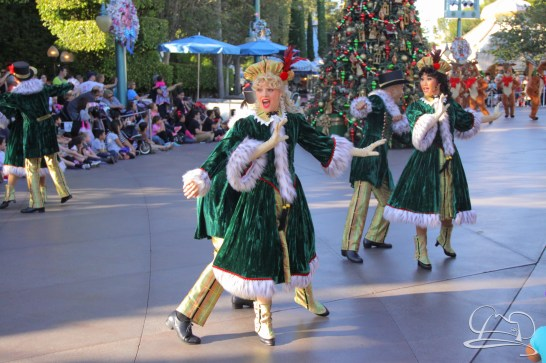 Christmas at Disneyland - November 8, 2015-106