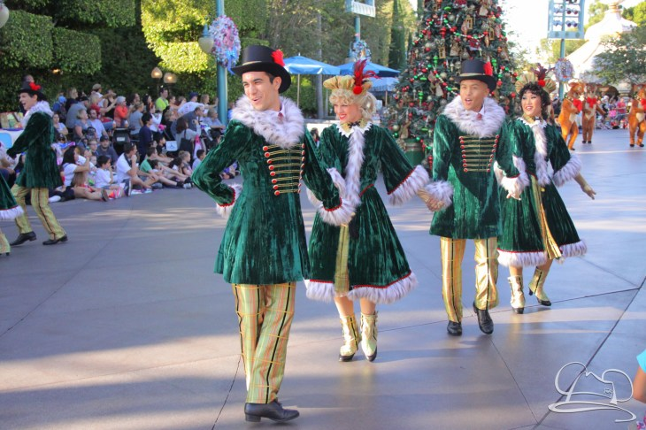 Christmas at Disneyland - November 8, 2015-108