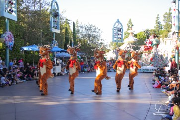 Christmas at Disneyland - November 8, 2015-110