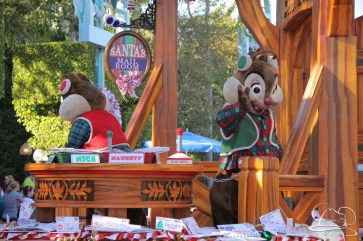 Christmas at Disneyland - November 8, 2015-20