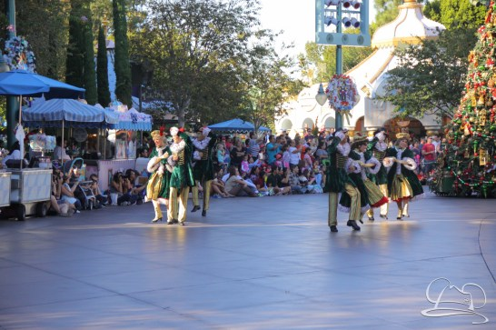 Christmas at Disneyland - November 8, 2015-95