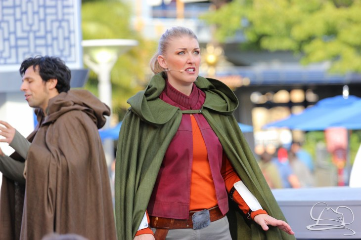 Jedi Training Trials of the Temple Disneyland-13