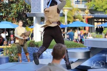 Jedi Training Trials of the Temple Disneyland-17