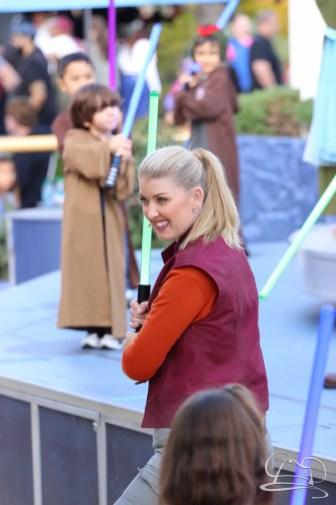 Jedi Training Trials of the Temple Disneyland-21