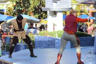 Jedi Training Trials of the Temple Disneyland-23