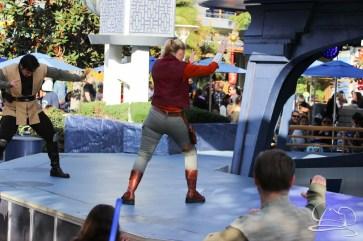 Jedi Training Trials of the Temple Disneyland-24