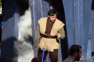 Jedi Training Trials of the Temple Disneyland-26