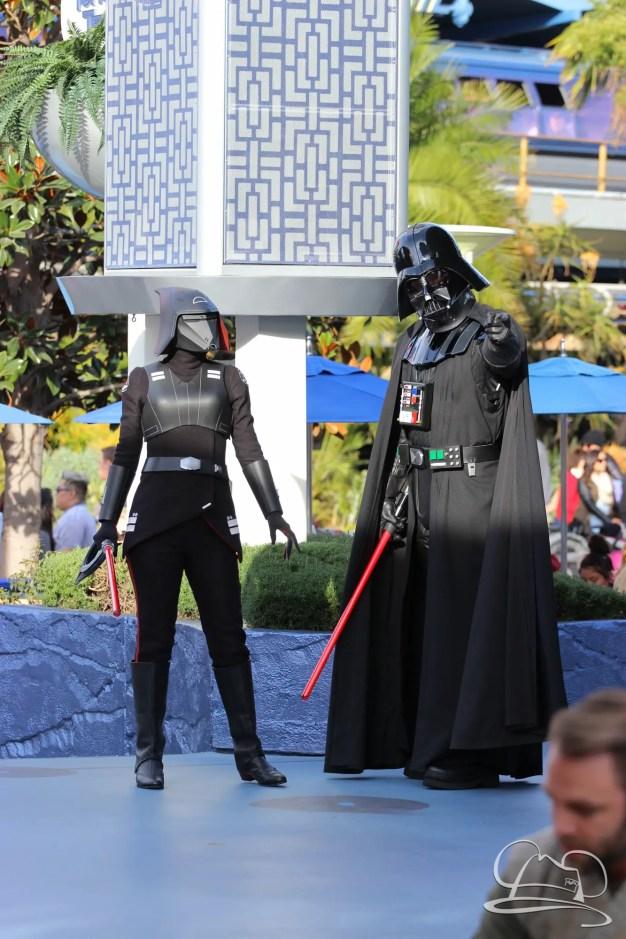 Jedi Training Trials of the Temple Disneyland-65