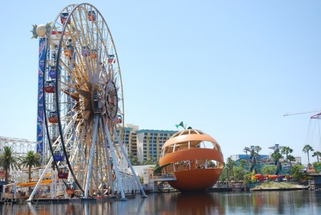 California Adventure - Old Paradise Pier