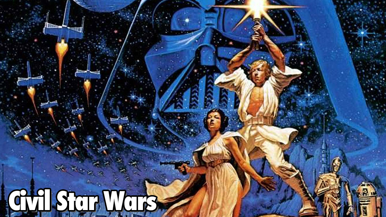 Civil Star Wars - Geeks Corner - Episode 531
