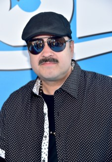 HOLLYWOOD, CA - JUNE 08: Singer Pepe Aguilar attends The World Premiere of Disney-Pixar's FINDING DORY on Wednesday, June 8, 2016 in Hollywood, California. (Photo by Alberto E. Rodriguez/Getty Images for Disney) *** Local Caption *** Pepe Aguilar