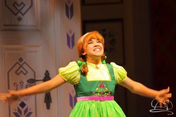 Frozen Live at the Hyperion-25