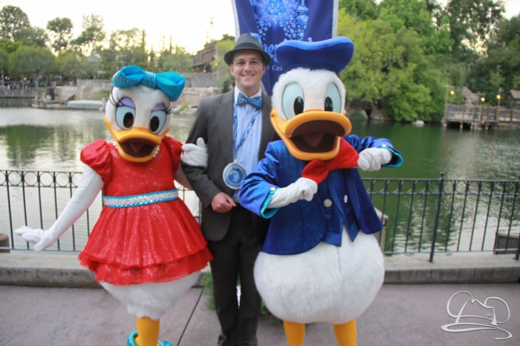 Mr. DAPs Covers Disneyland's Diamond Celebration-30