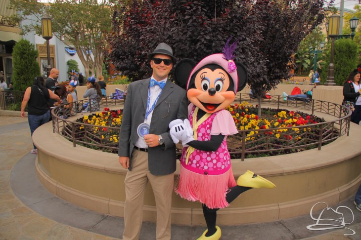 Mr. DAPs Covers Disneyland's Diamond Celebration-42