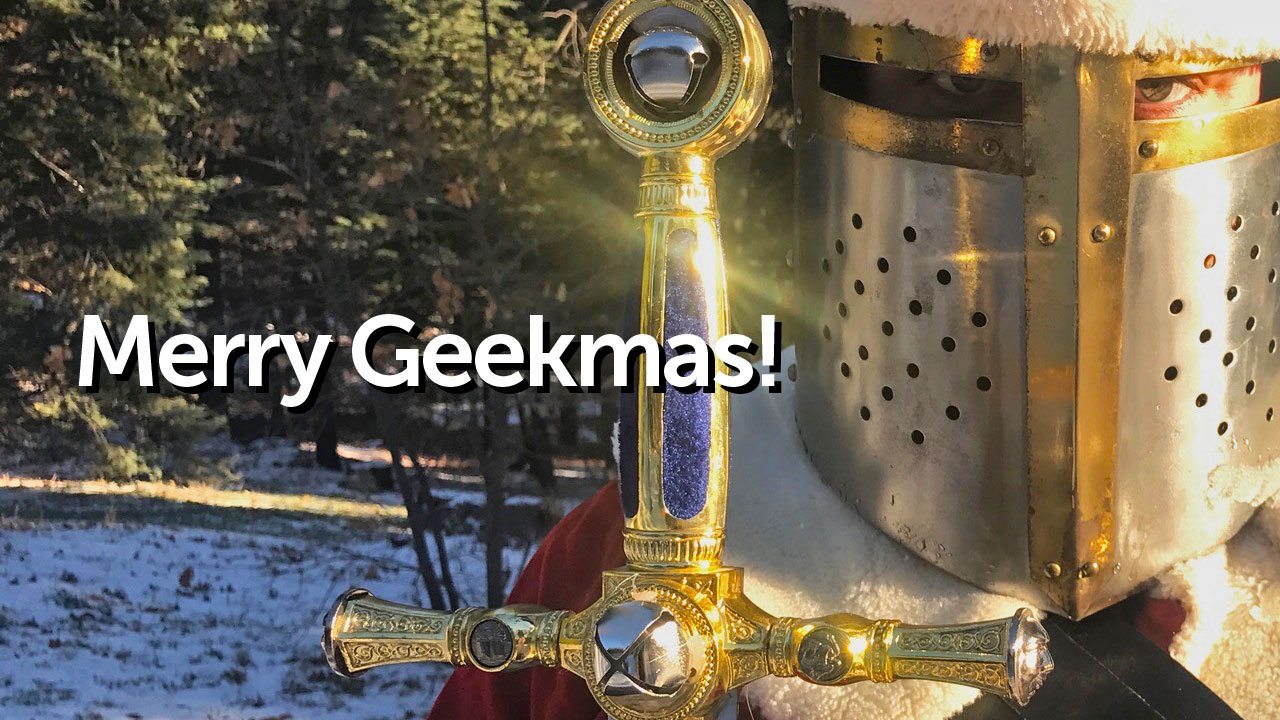 Merry Geekmas! - Geeks Corner - Episode 612