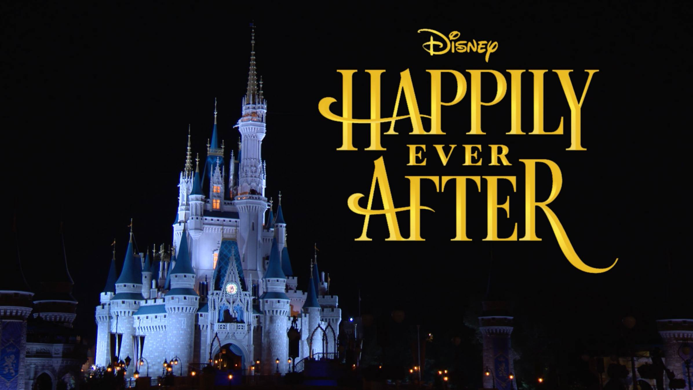 Happily Ever After - Magic Kingdom Fireworks