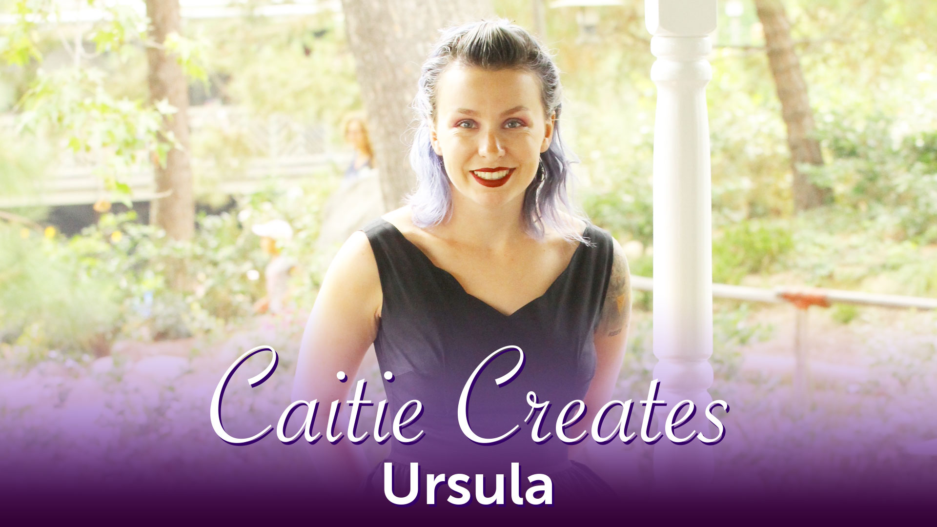 Caitie Creates - Ursula
