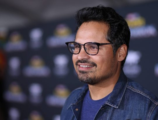 """HOLLYWOOD, CA - OCTOBER 10: Actor Michael Pena at The World Premiere of Marvel Studios' """"Thor: Ragnarok"""" at the El Capitan Theatre on October 10, 2017 in Hollywood, California. (Photo by Rich Polk/Getty Images for Disney) *** Local Caption *** Michael Pena"""