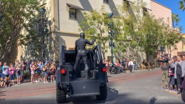 Black Panther Arrives at Disney California Adventure-3