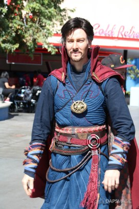 Dr. Strange Arrives at Disney California Adventure-16