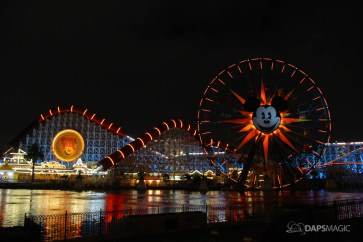 Pixar Pier Media Event - Night-10
