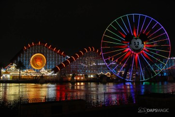 Pixar Pier Media Event - Night-18