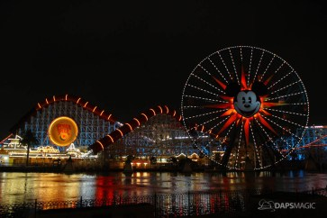 Pixar Pier Media Event - Night-22