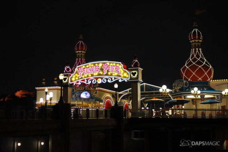 Pixar Pier Media Event - Night-3