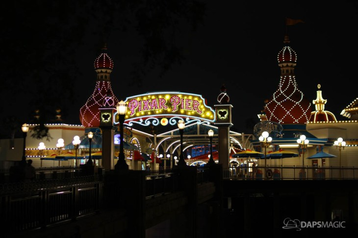 Pixar Pier Media Event - Night-47