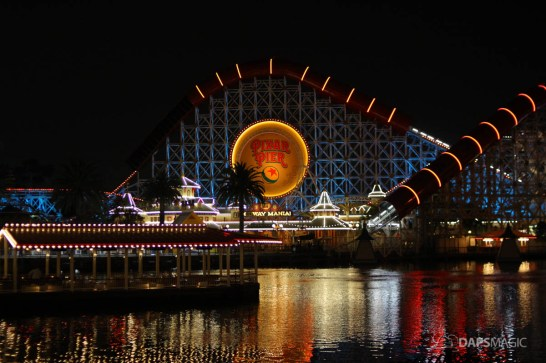 Pixar Pier Media Event - Night-5