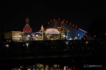 Pixar Pier Media Event - Night-56