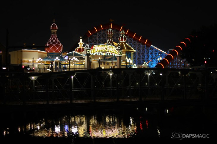 Pixar Pier Media Event - Night-58