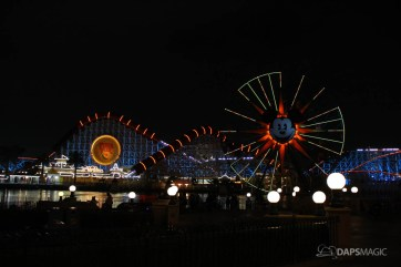 Pixar Pier Media Event - Night-8