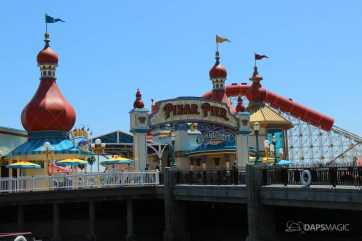 Pixar Pier Media Event - Outside-18