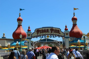 Pixar Pier Media Event - Outside-19