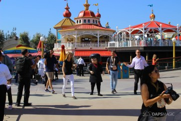 Pixar Pier Media Event - Outside-58