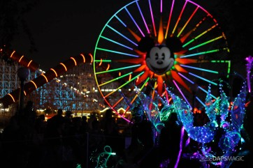 Pixar Pier Media Event - Paint the Night with Incredibles Float-2