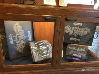 AP Exclusive Haunted Mansion Merchandise at Disneyland Resort