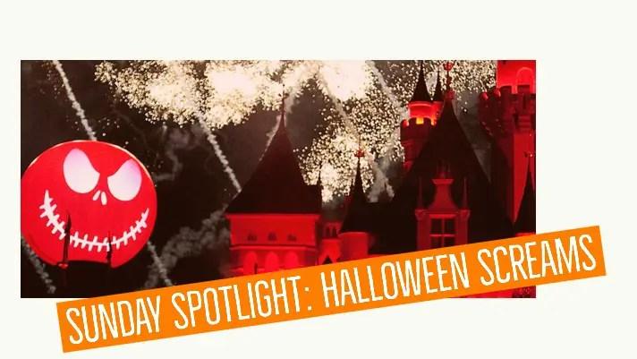 Sunday Spotlight: Halloween Screams