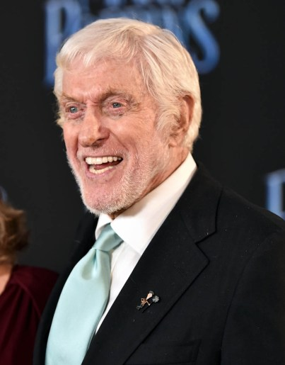 HOLLYWOOD, CA - NOVEMBER 29: Actor Dick Van Dyke attends Disney's 'Mary Poppins Returns' World Premiere at the Dolby Theatre on November 29, 2018 in Hollywood, California. (Photo by Alberto E. Rodriguez/Getty Images for Disney) *** Local Caption *** Dick Van Dyke