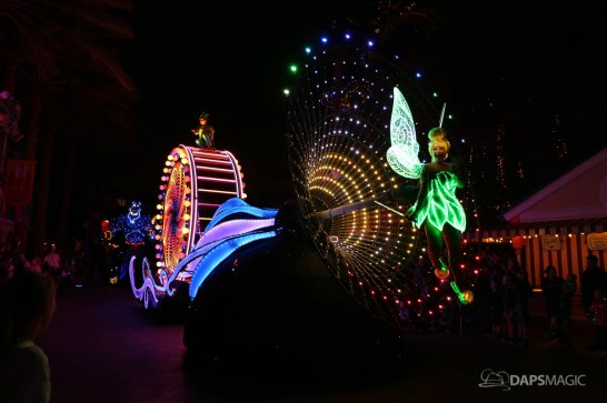 Paint the Night Final Night at Disney California Adventure 2018-10