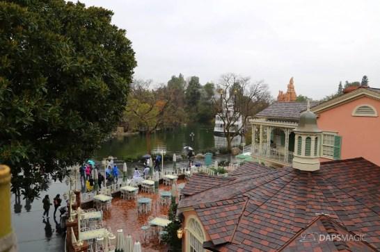 Rainy Day at the Disneyland Resort-106